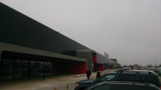 VI  2014 Babilonas Kaubanduskesku – Leedu – Panevezis – investor SRV OY