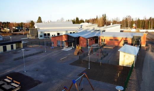 II  2010 Lepola lasteaed ja kool – Soome – Jokela – investor Tuusula Kunta